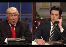 Saturday Night Live satiriza la llamada entre Trump y Peña