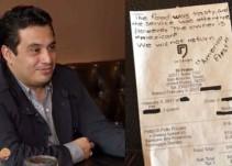 Estadounidenses discriminan a dueño de restaurante mexicano