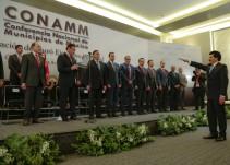 Asume la presidencia de la CONAMM José Ramón Enríquez