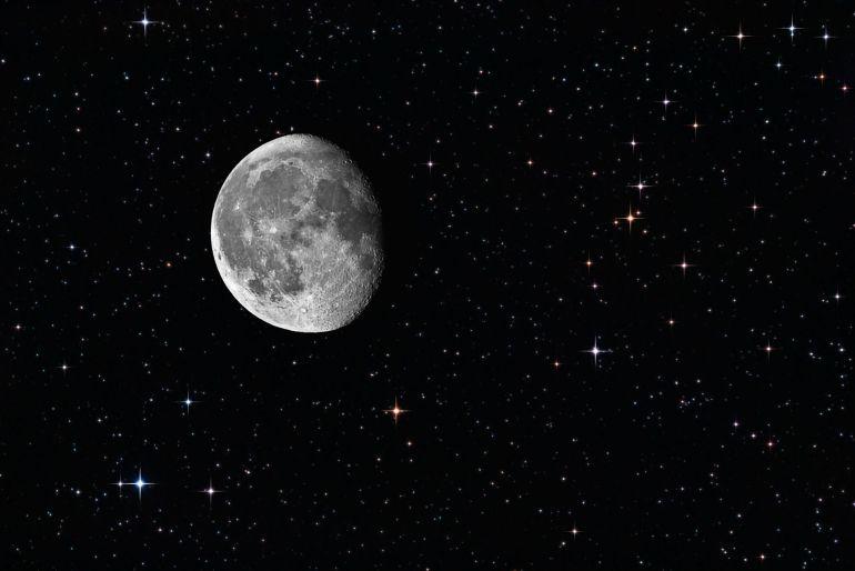 Este fin de semana habrá Luna de Nieve