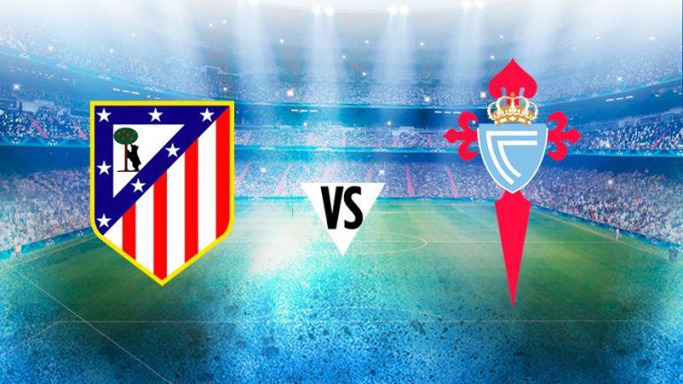 Sigue por nuestra señal el juego entre Atlético de Madrid y Celta