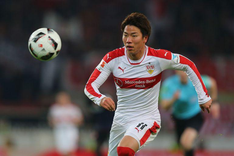 "Futbolista japonés baila al ritmo del ""Gangnam Style"""