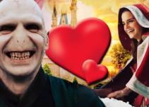 La Bella y Lord Voldemort, la historia de amor que nació en Internet