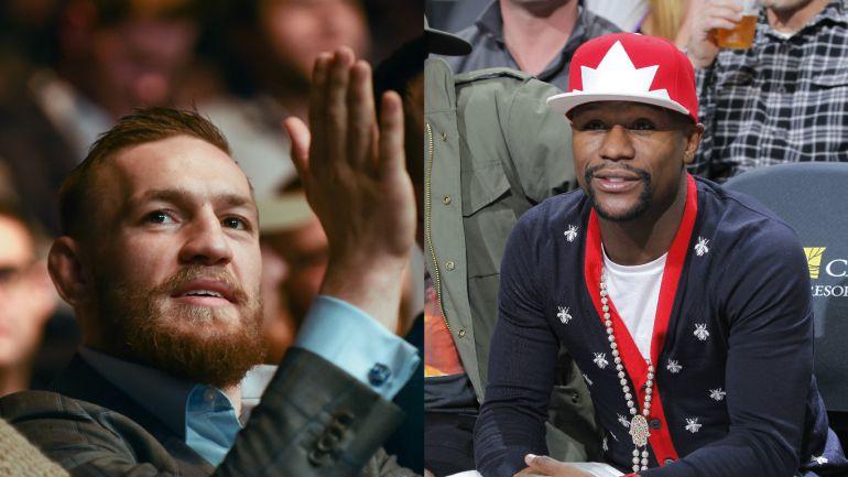 McGregor habría llegado a un acuerdo para pelear con Mayweather