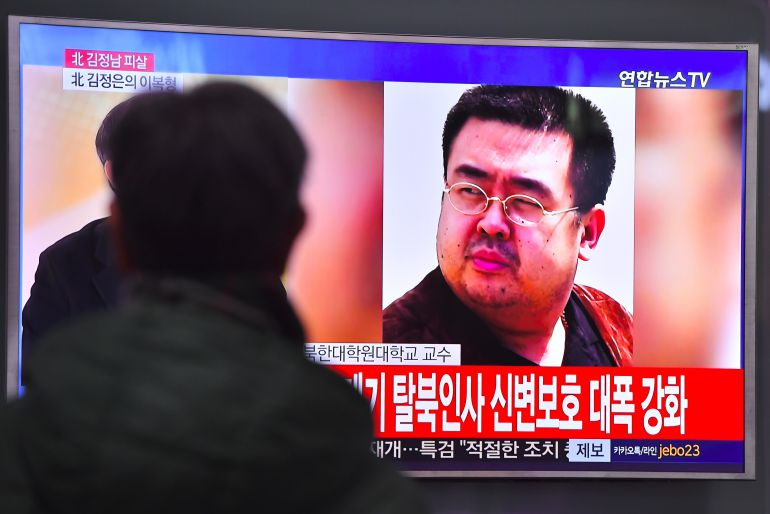 Malasia confirma la muerte del hermano de Kim Jong-un