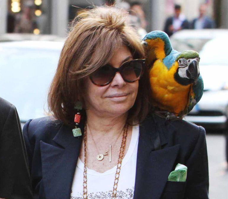 La viuda negra de Gucci cobrará un millón al año de la herencia