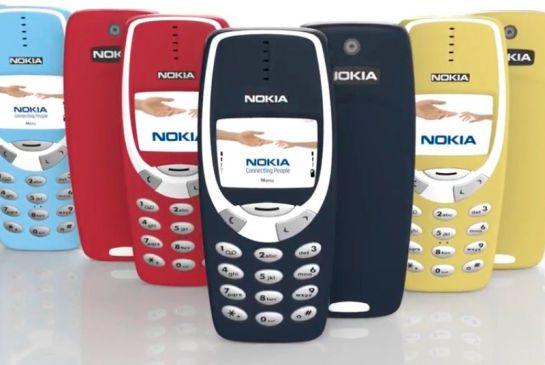 Vuelve el Nokia 3310, el móvil 'indestructible'