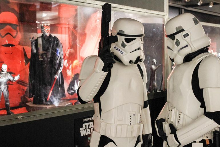 Si eres un verdadero fan de Star Wars, esto te va a encantar