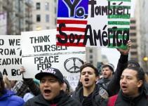 Estados Unidos vive protesta #UnDíaSinInmigrantes