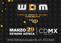 LOS40 realizan los World Dance Music Radio Awards