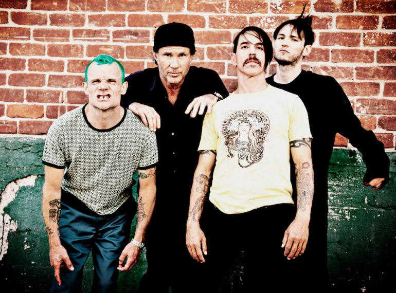 Los Red Hot Chili Peppers regresan a México