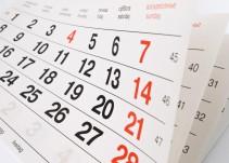 ¿Por qué en Estados Unidos escriben las fechas al revés?