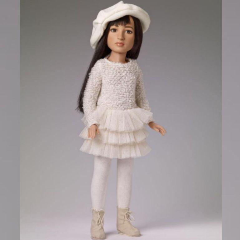 La primera muñeca transgénero es igual que cualquier otra
