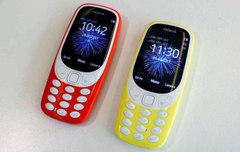 Así será el nuevo Nokia 3310