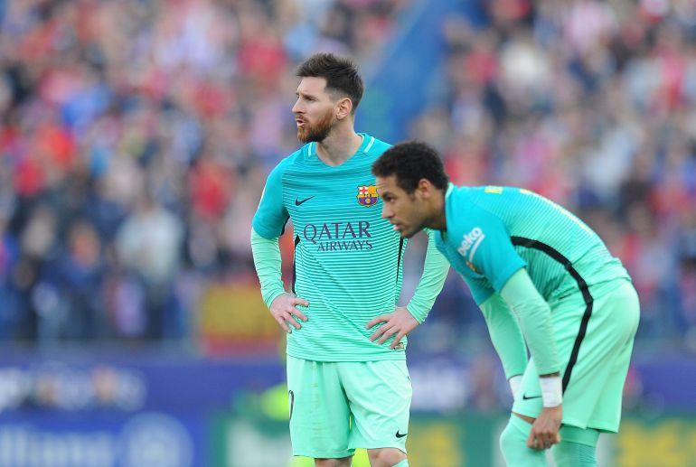El Brexit impediría a Messi y Neymar jugar la Final de la Champions League