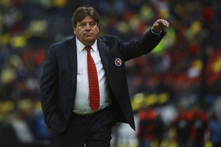 """América y el """"Piojo"""" Herrera se verán las caras en la Copa MX"""