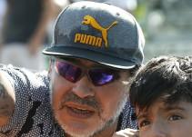 China quiere que Maradona impulse su futbol