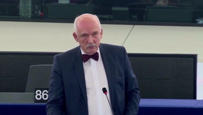 """Un eurodiputado polaco: """"Las mujeres deben ganar menos porque son más débiles y menos inteligentes"""""""