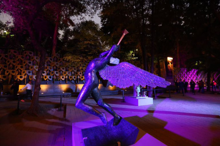 Esculturas de Dalí llegan a la CDMX