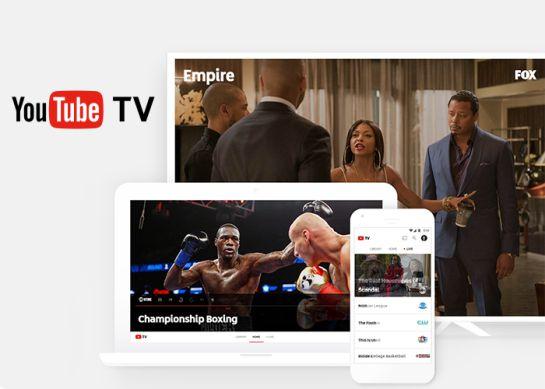 ¡La tele llega a YouTube!