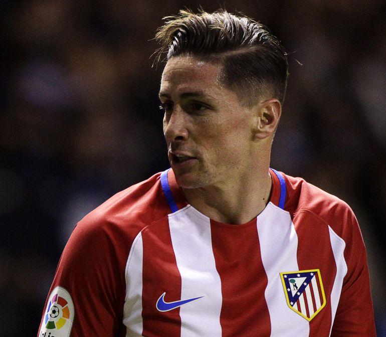 Fernando Torres no recuerda el golpe que sufrió