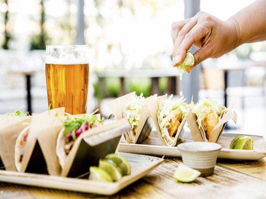 Festival Internacional del Taco y la Cerveza al norte de CDMX