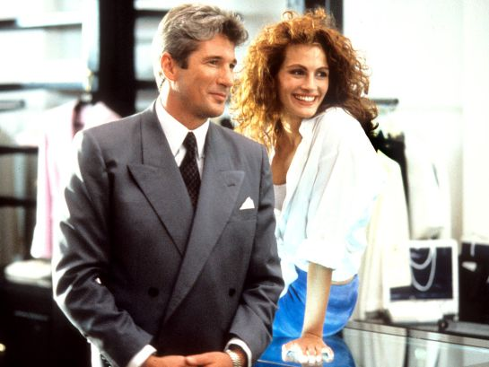 "Revelan el final original de ""Pretty Woman"""