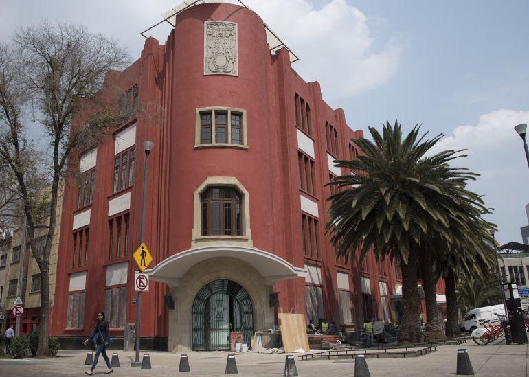 El Frontón México reabre sus puertas después de dos décadas