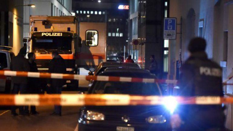 Dos muertos y un herido en tiroteo en Suiza