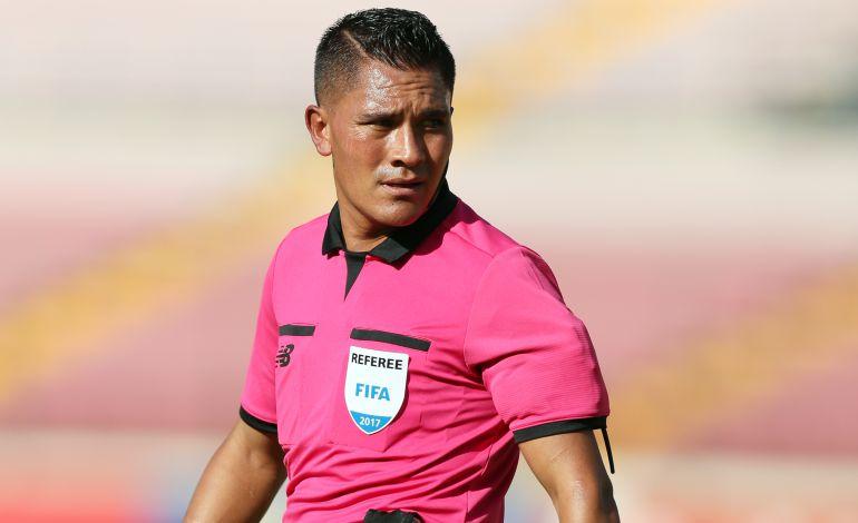 Fernando Guerrero es el único árbitro que podría pitar en la Liga MX