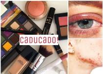 ¿Sabías que los cosméticos tienen fecha de caducidad?