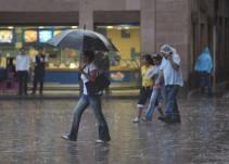 Se esperan fuertes lluvias para esta tarde
