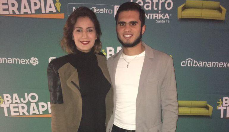 Paola Espinosa e Iván García revelan el sexo de su bebé en un video