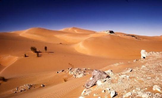 El Sahara era una región fértil hasta que los humanos lo convirtieron en desierto…