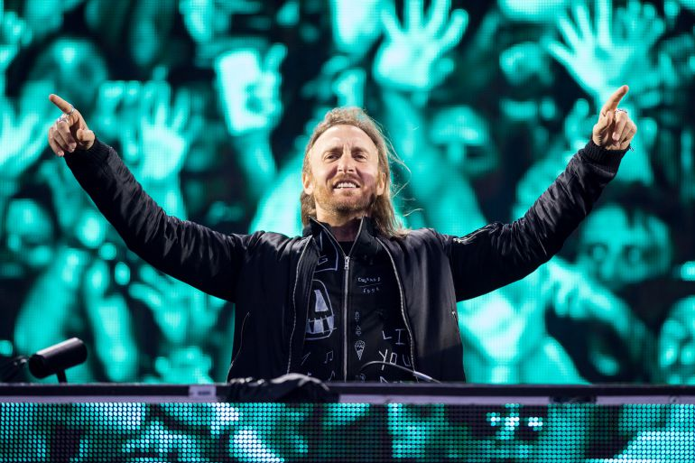 Conoce las mejores canciones de David Guetta