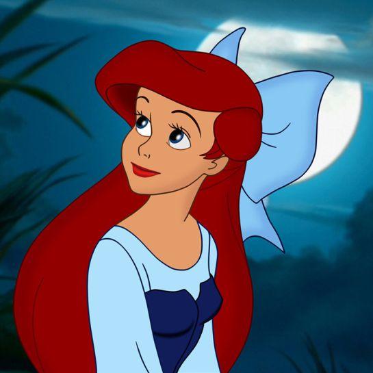 ¿Te has preguntado por qué las princesas de Disney visten de azul?