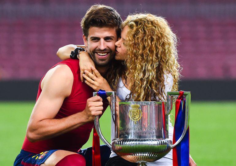 Gerard Piqué presume su paseo en las montañas con Shakira
