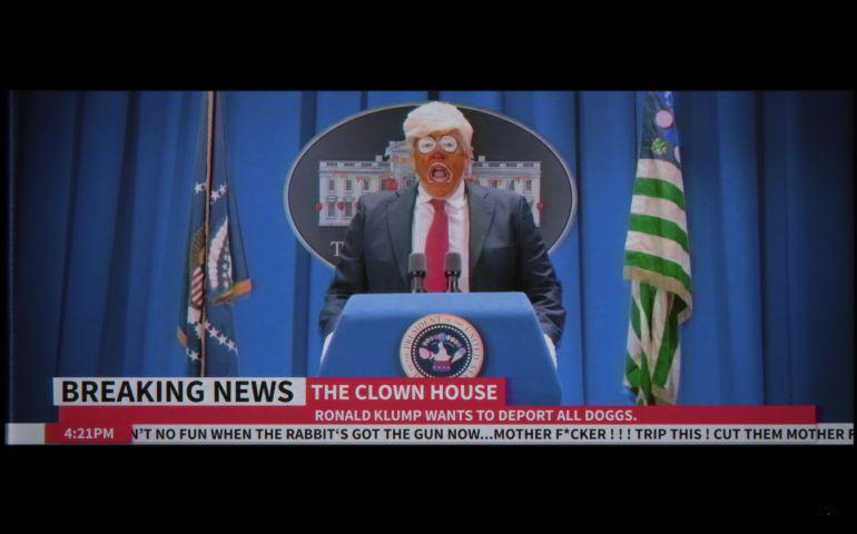 Snoop Dog desafía a Trump en video y él le responde