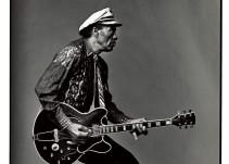 Muere Chuck Berry, uno de los padres del 'rock and roll'