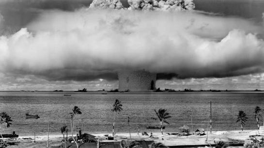Videos de pruebas nucleares son publicados