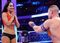 John Cena le propone matrimonio a su novia después de ganar una pelea