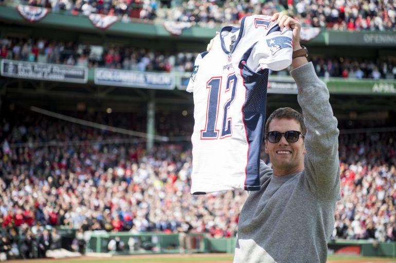 Tom Brady recupera sus jerseys robados