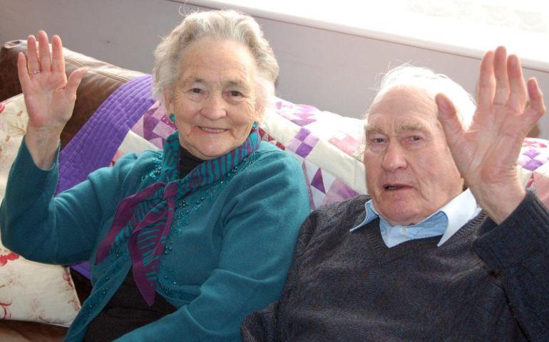 ¡El amor verdadero sí existe! Duraron 71 años de casados y murieron el mismo día