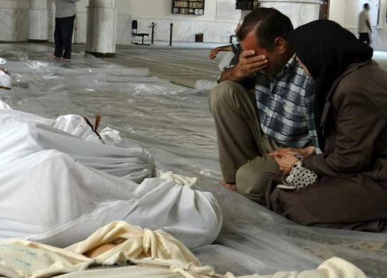 Damasco acusa a la oposición y a Turquía del ataque químico en Siria