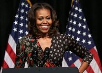 Michelle Obama como nunca antes la habías visto