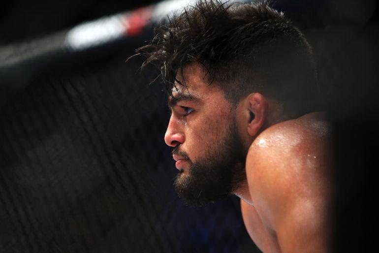 La UFC suspende de forma temporal a Kelvin Gastelum
