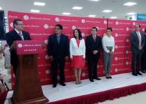 Inauguran las primeras escaleras eléctricas en Tlaxcala