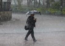 Se esperan tormentas en gran parte del territorio nacional