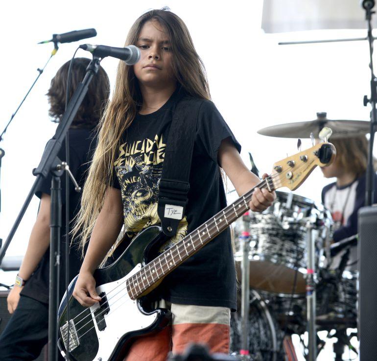 Korn estrena bajista de ¡12 años!