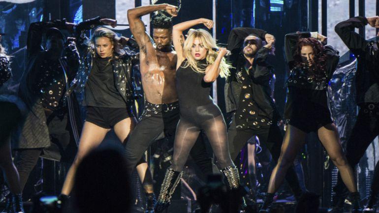 Lady Gaga estrena canción en Coachella
